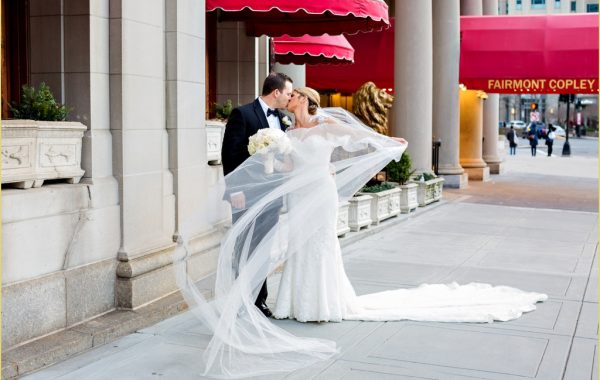Classic Italian/ Armenian wedding at the Fairmont Copley Plaza