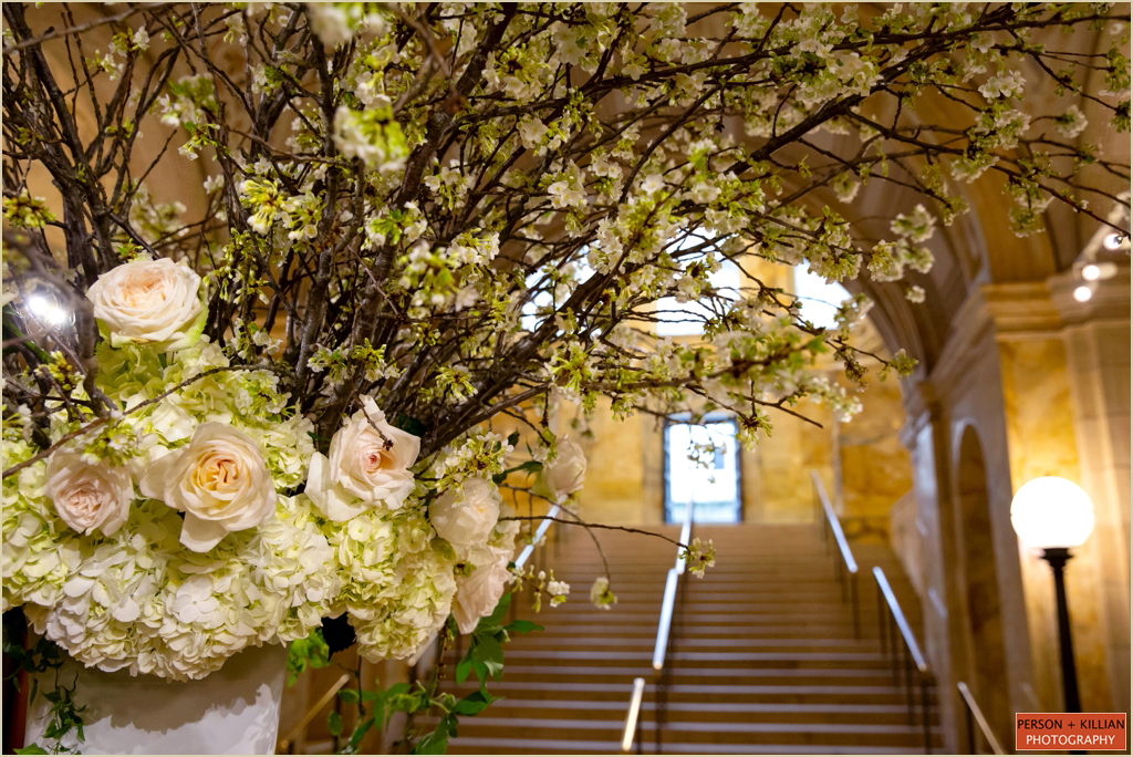 Boston Public Library Weddings