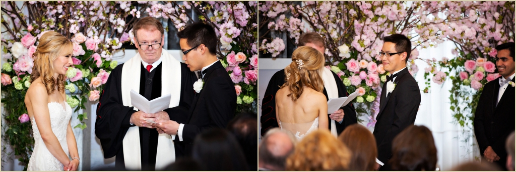 Boston Public Library Wedding Marc Hall Design