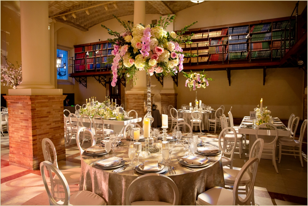 Guastavino Room Boston Public Library Wedding