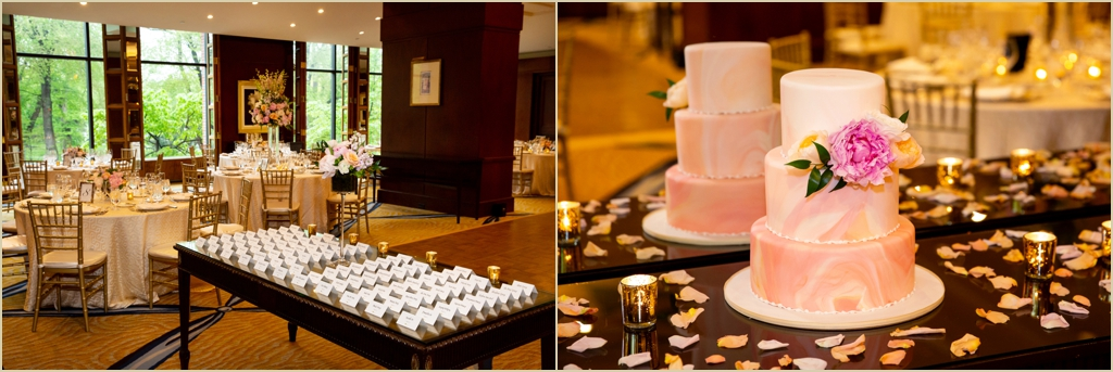 Four Seasons Boston Wedding Aujourd'hui