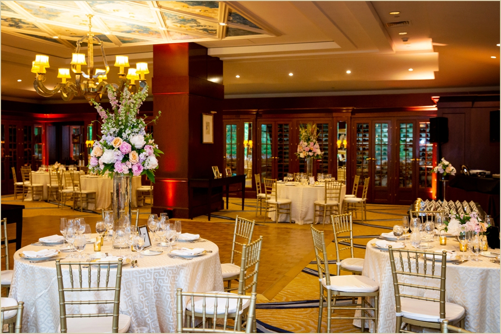 Four Seasons Boston Ballroom Wedding Aujourd'hui
