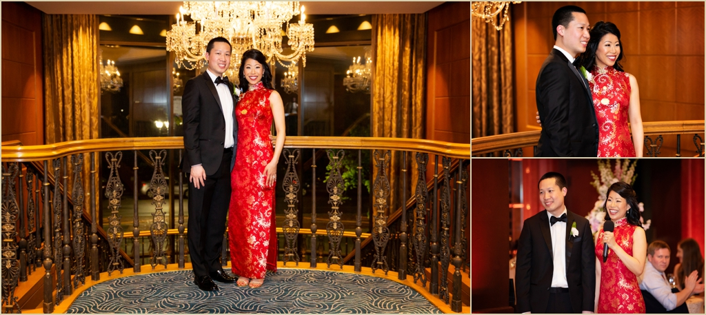 Four Seasons Boston Chinese Wedding