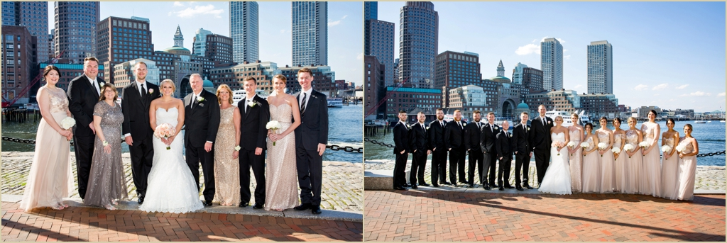 Boston Seaport Wedding Photography