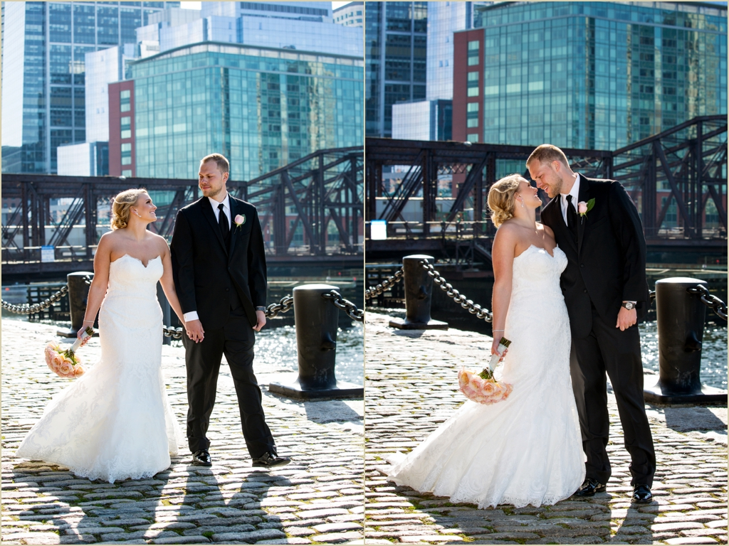 Boston Seaport Spring Wedding