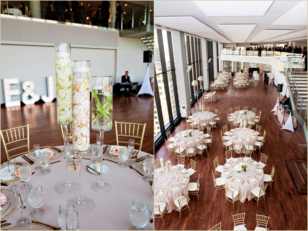 State Room Boston Great Room Wedding