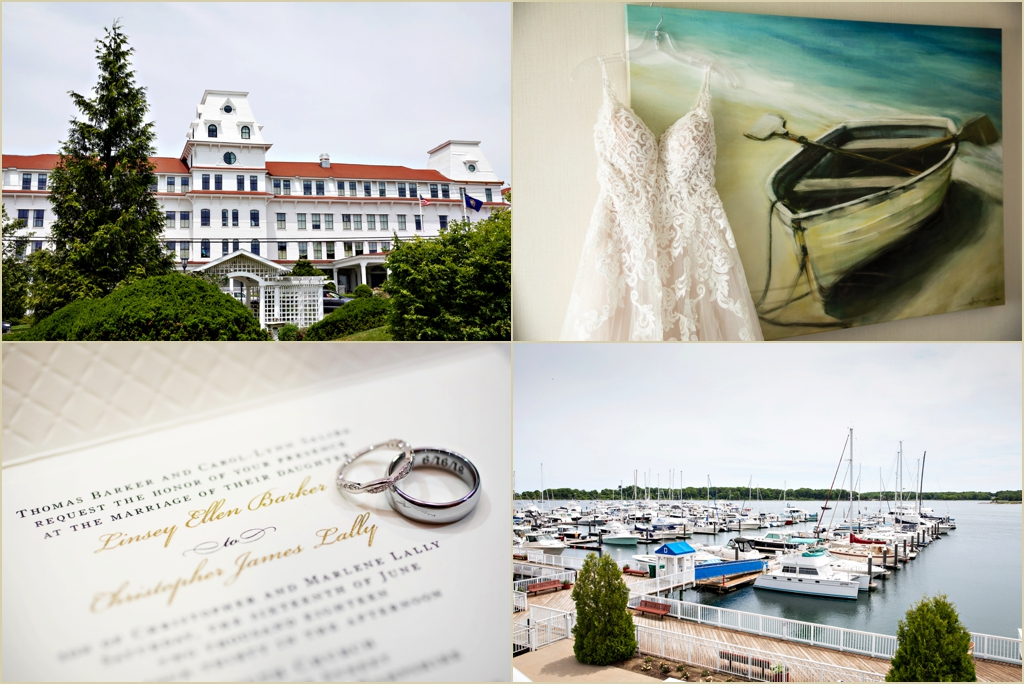 Wentworth by the Sea New Hampshire Wedding