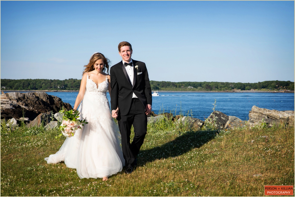 Great Island Commons NH Wedding Photography