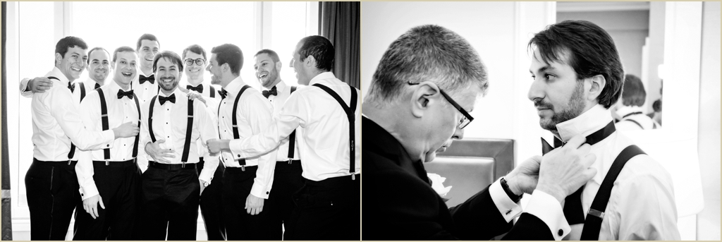 Wedding Photographers Boston Harbor Hotel