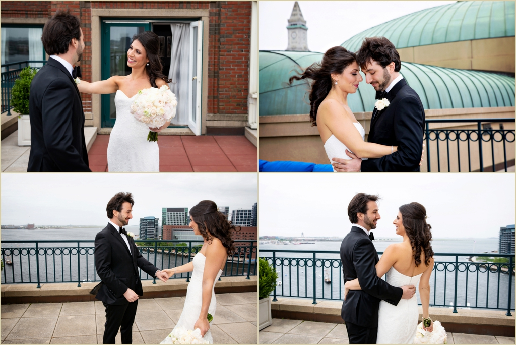 Boston Harbor Hotel Wedding Venue