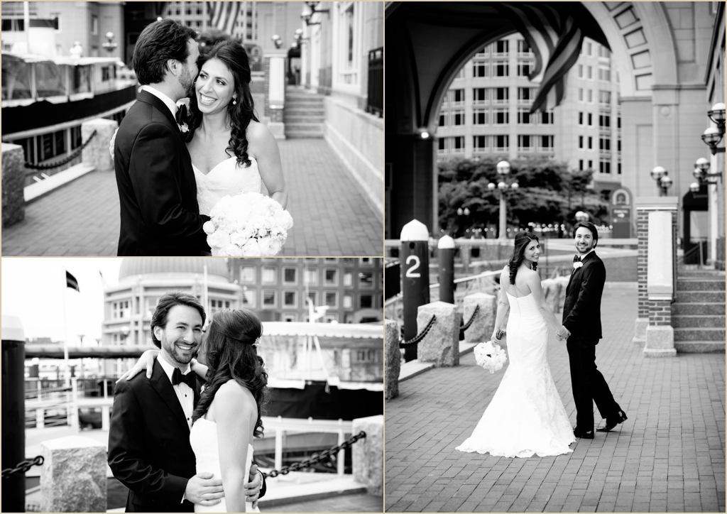 Waterfront Wedding Boston