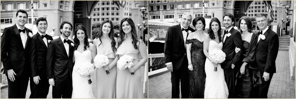 Boston Wharf Wedding Photography
