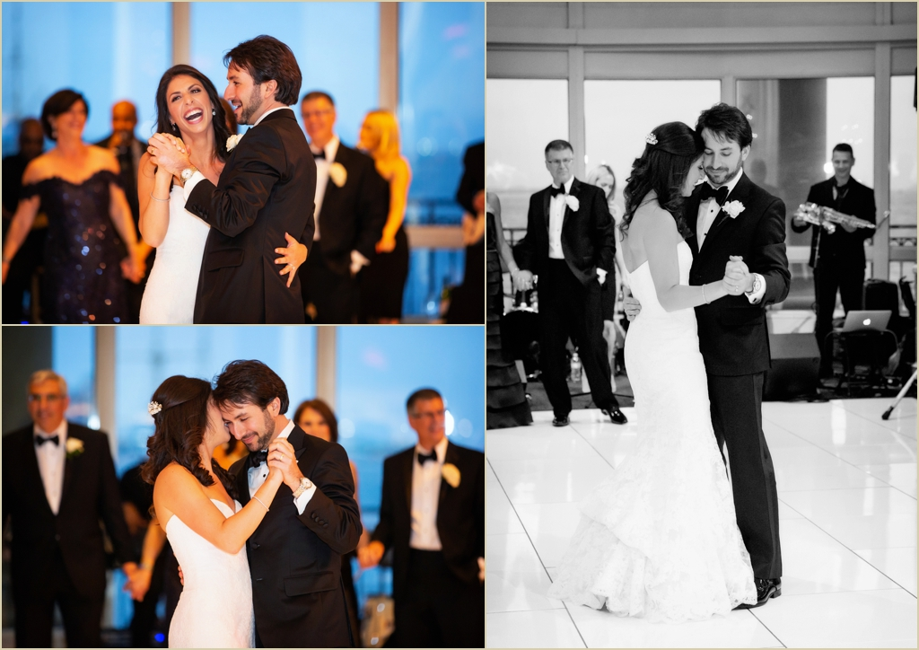 Wedding Photography Boston Harbor Hotel