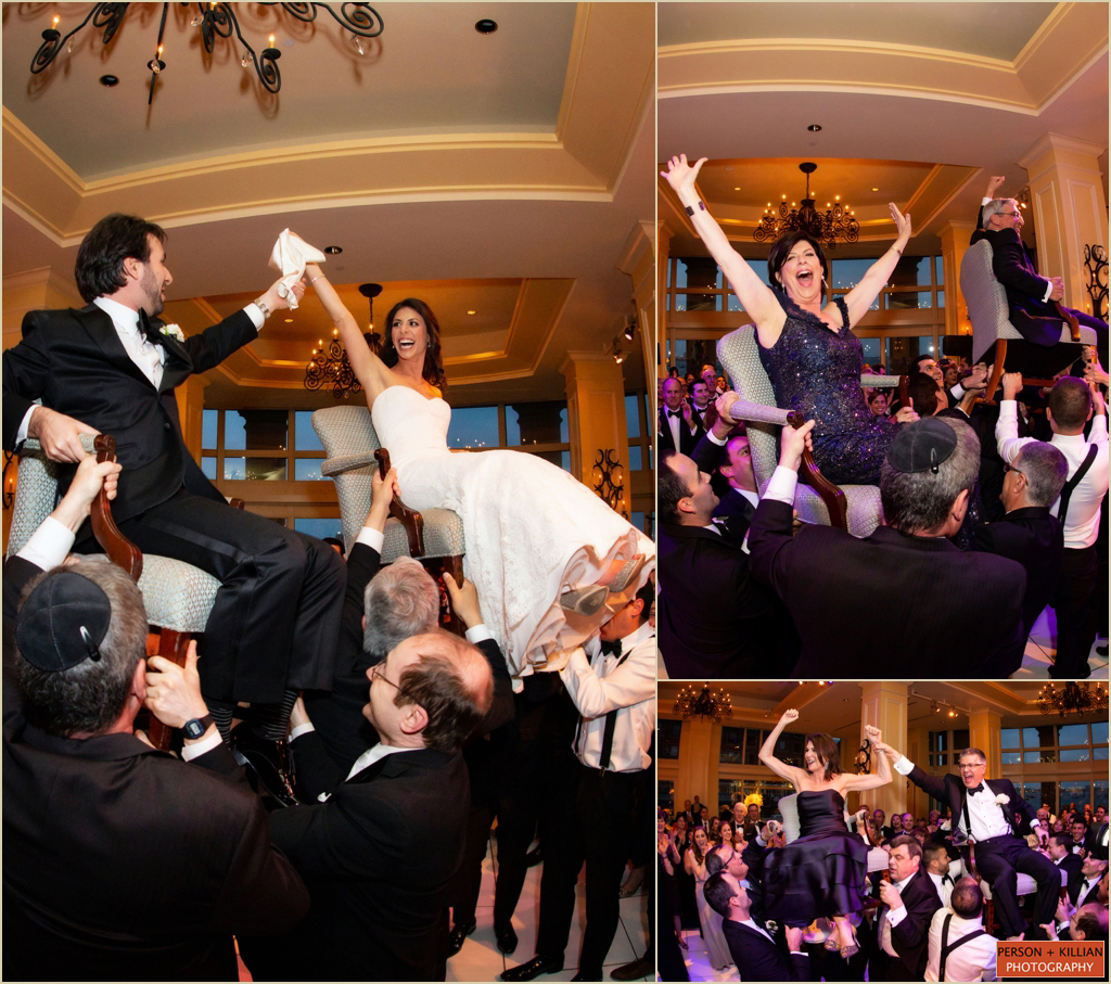 Boston Harbor Hotel Wedding Hora
