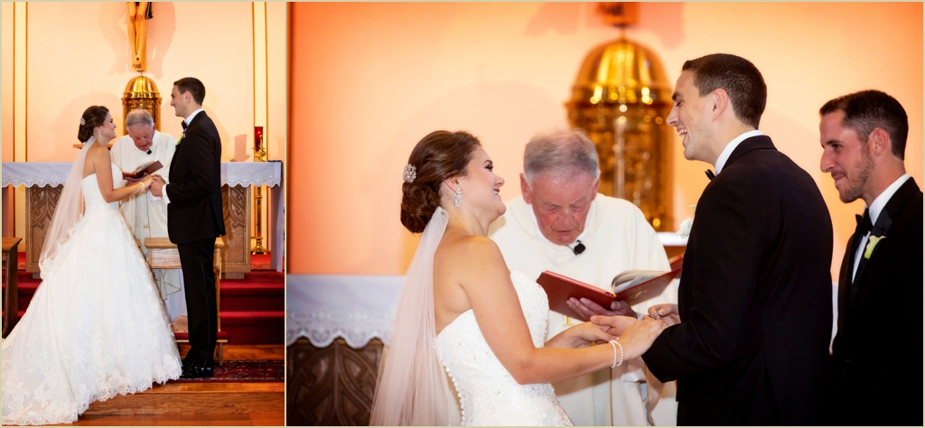 St Charles Church Woburn Wedding