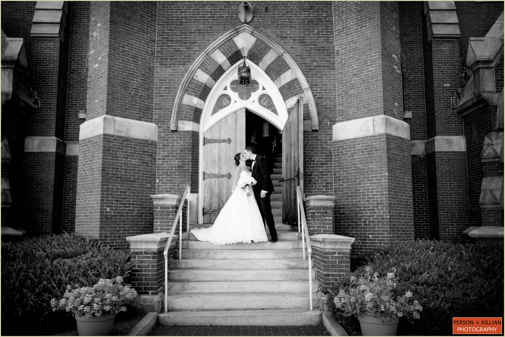 Church Wedding Photography Boston