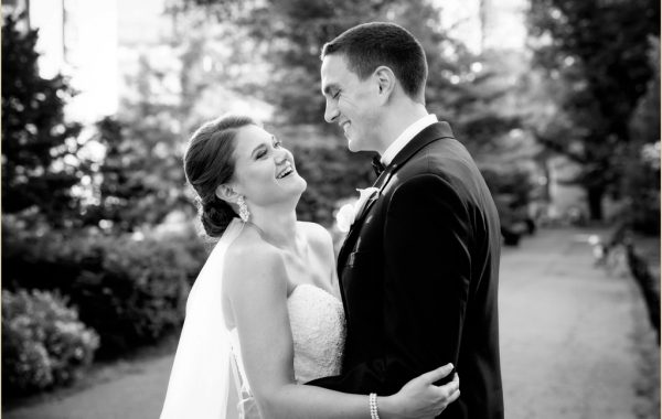 Four Seasons Boston Summer Wedding