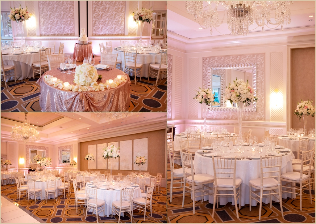 Classic Elegant Wedding Four Seasons Boston