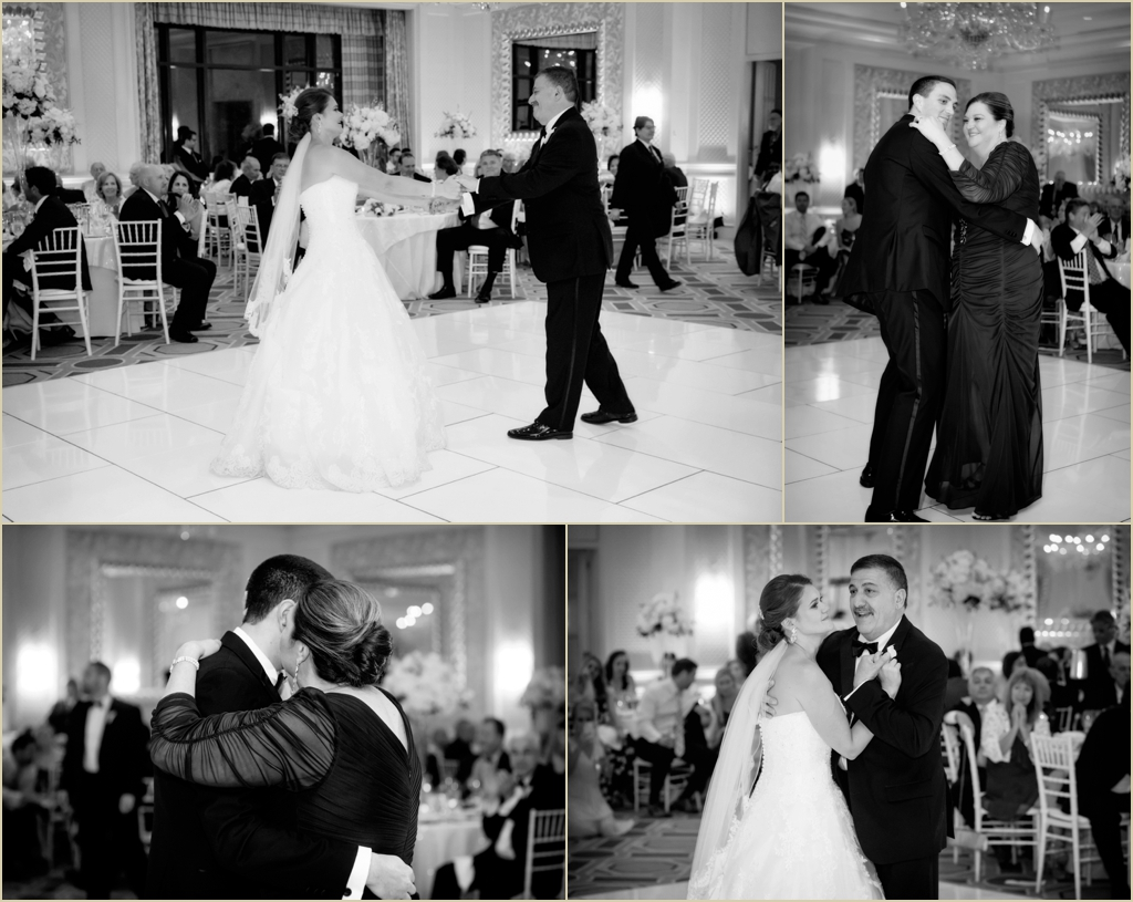 Ballroom Wedding Four Seasons Boston