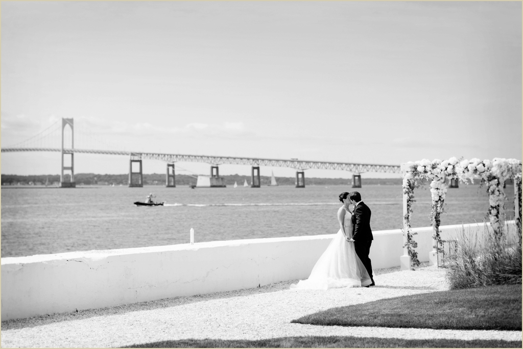 Newport RI Belle Mer Wedding