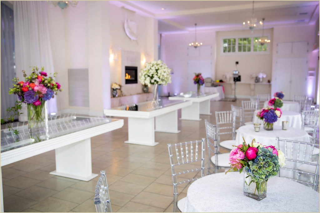 Belle Mer Water Salon Wedding