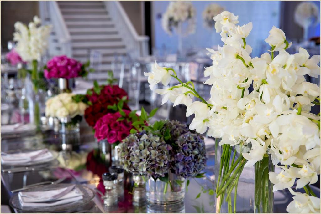 Carol Silverston Belle Mer Wedding