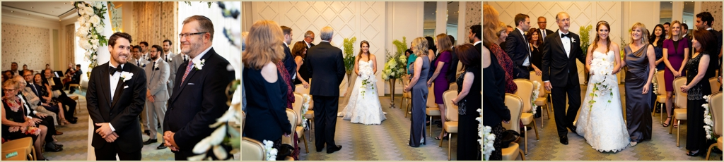 Four Seasons Boston Wedding Ceremony