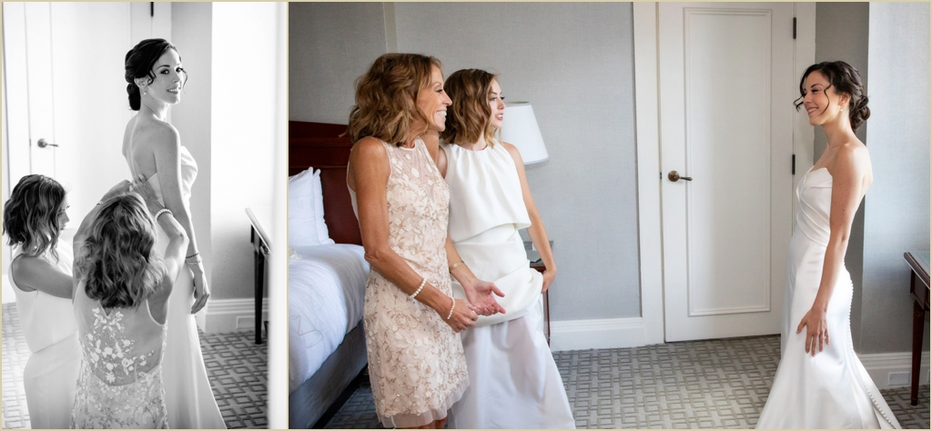 Fairmont Copley Boston Wedding