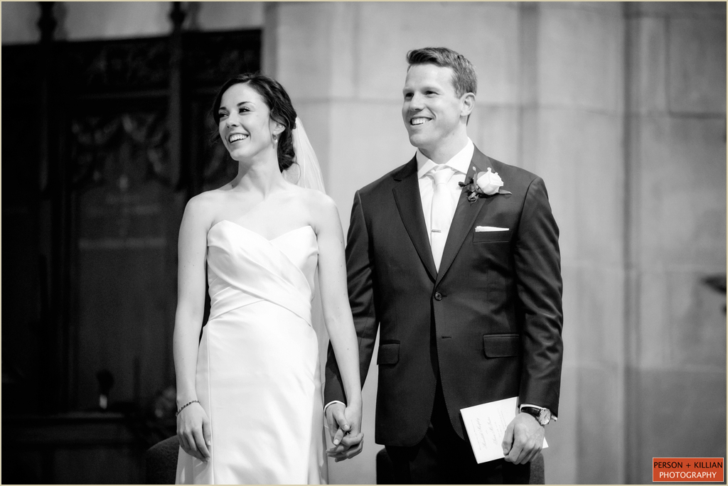 St Ignatius Church Wedding Boston