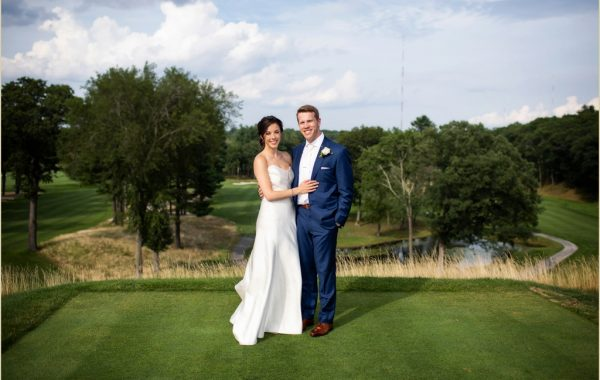 Boston Summer Wedding at the Wellesley Country Club