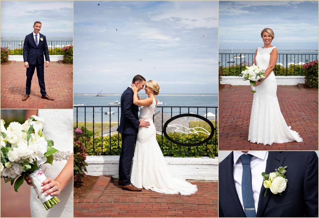 Seaside Cape Cod Wedding Chatham Bars Inn