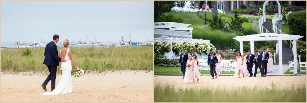 Cape Cod Beach Wedding Chatham Bars Inn