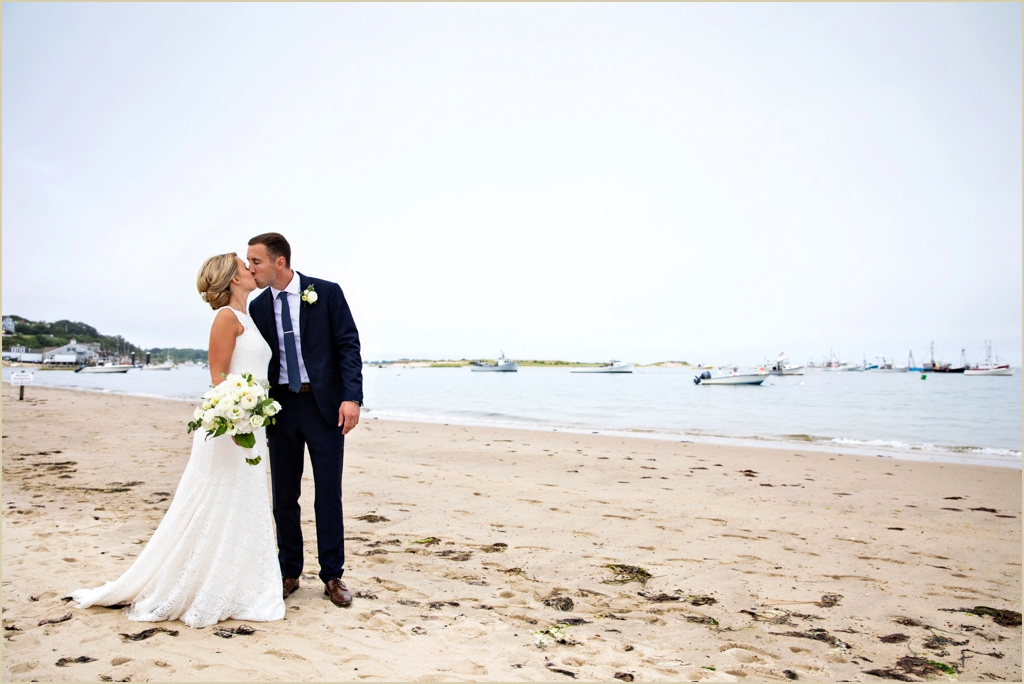 Beach Wedding Photography Chatham Bars Inn