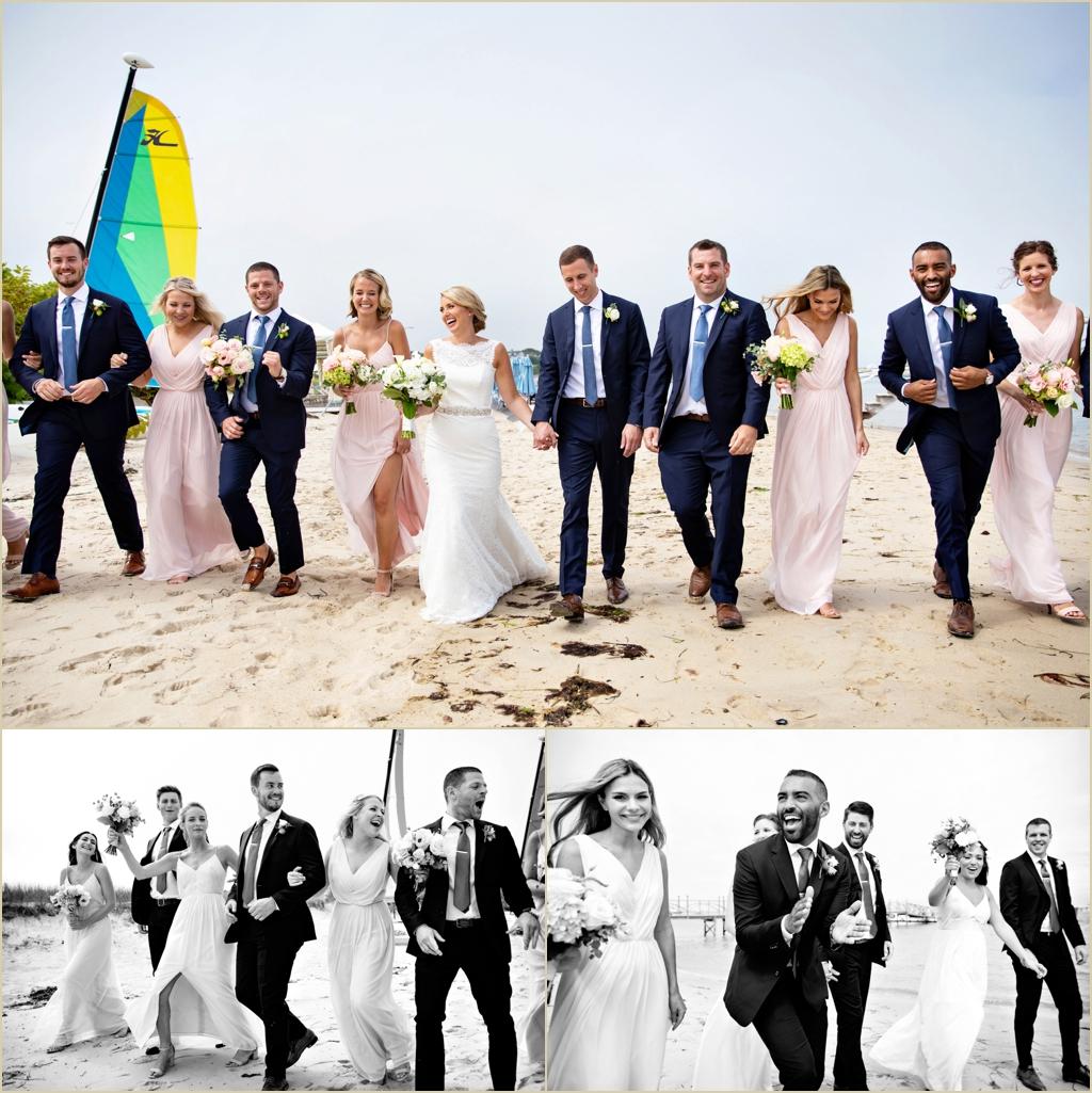 Beach Wedding Chatham Bars Inn