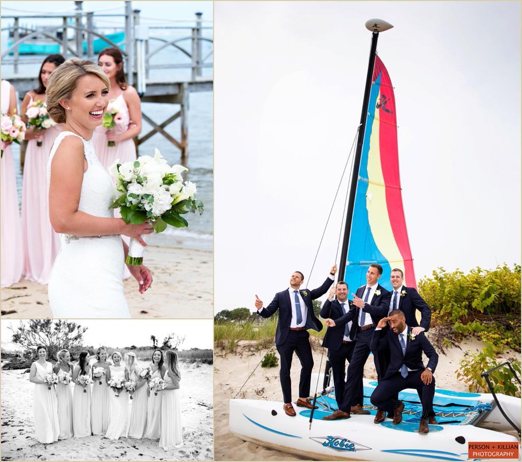 Seaside Wedding Chatham Bars Inn