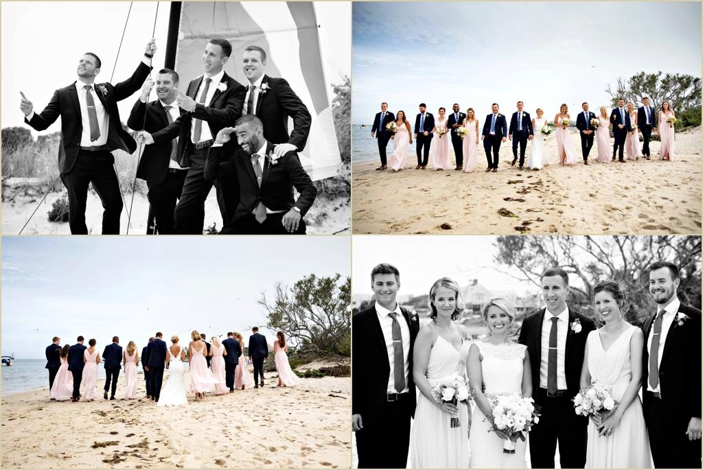 Chatham Bars Inn Cape Cod Beach Wedding
