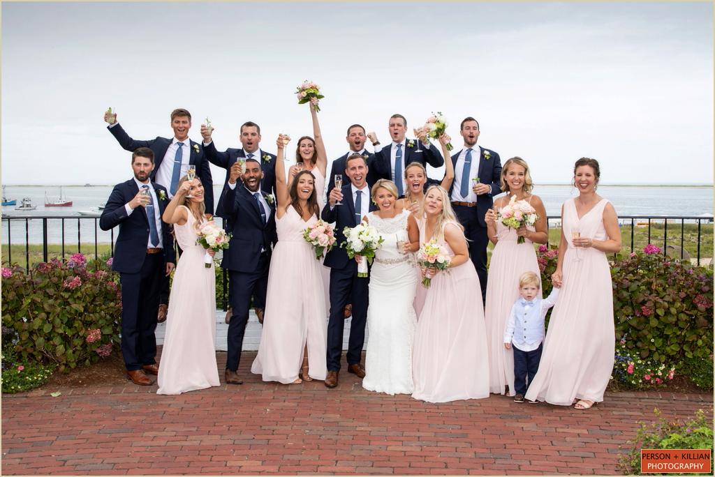 Cape Cod Wedding Chatham Bars Inn