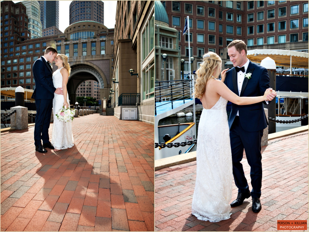 Summer Wedding Venue Boston Harbor Hotel