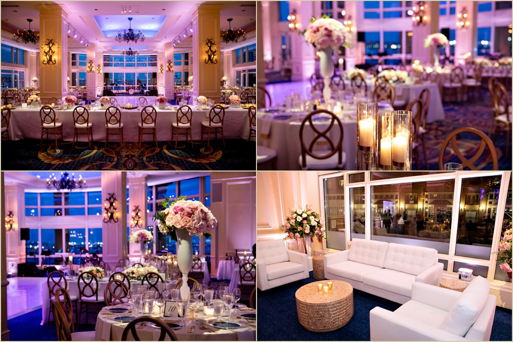 Boston Harbor Hotel Wharf Room Wedding Jodi Raphael