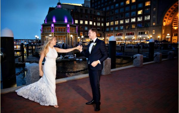 Boston Harbor Hotel Summer Wedding with Jodi Raphael Events