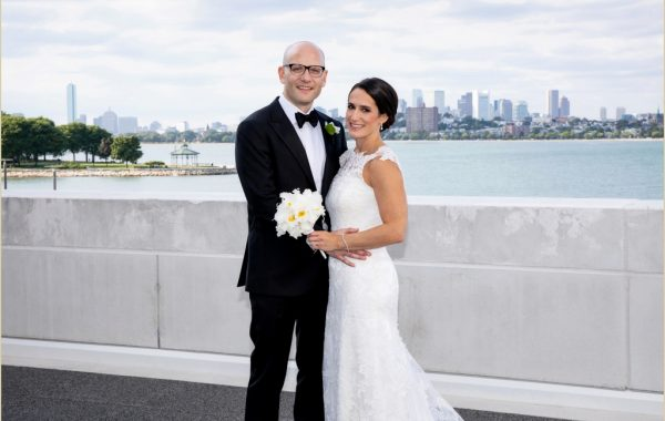 JFK Presidential Library Boston Wedding with Janie Haas Events