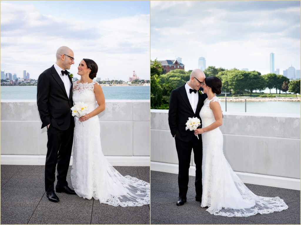 Waterfront Wedding Boston Seaport