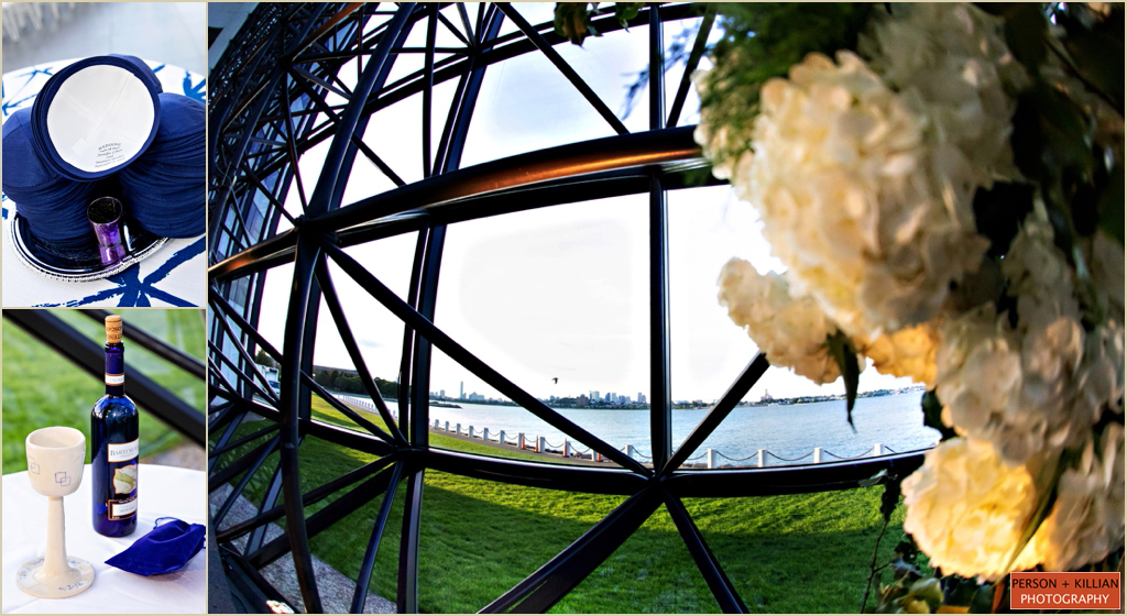 Seaport Wedding Venue JFK Presidential Library Boston