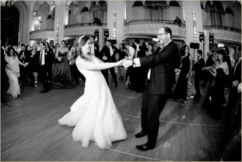 Boston Park Plaza Ballroom Wedding