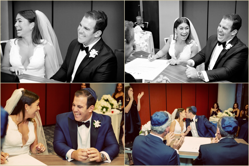Boston Marriott Long Wharf Jewish Wedding