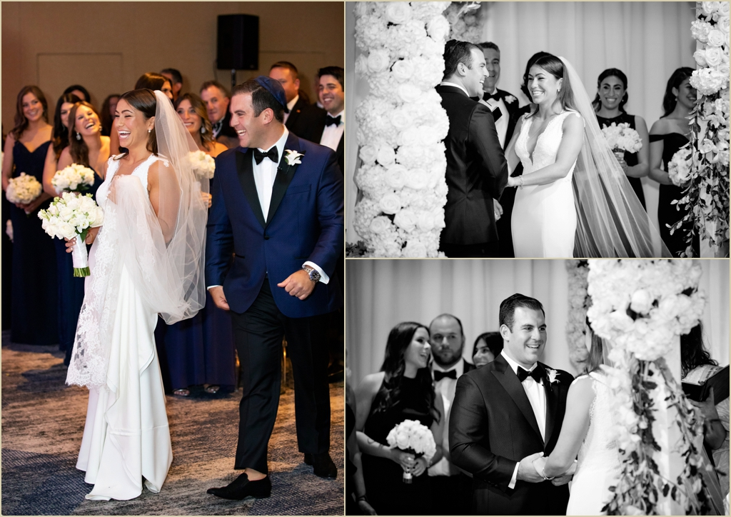 Boston Marriott Long Wharf Wedding Ceremony