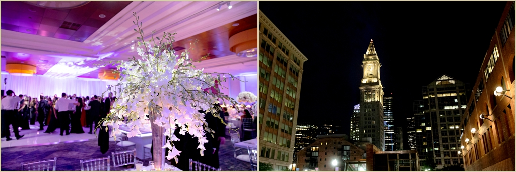 Boston Marriott Long Wharf Wedding Venue