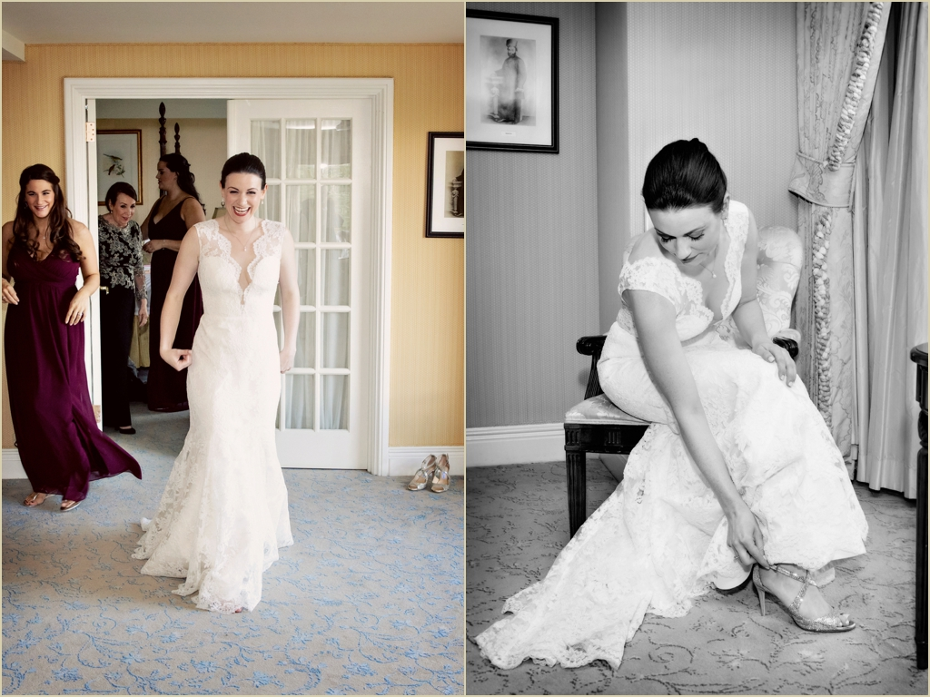 Taj Boston Presidential Suite Wedding
