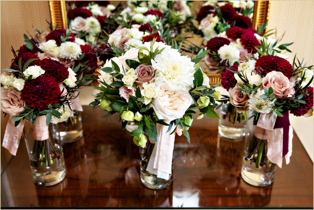 Fall Boston Wedding Winston Flowers