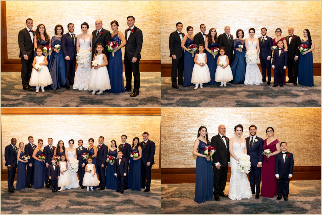 Ritz-Carlton Boston Fall Wedding Photography